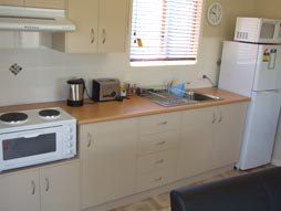 Cabin with Kitchen