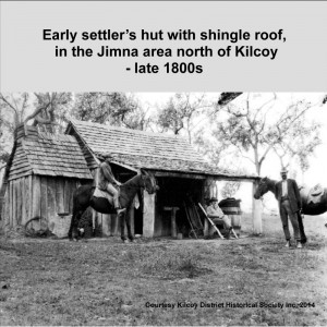 settlers hut  pub for Motel 7-14
